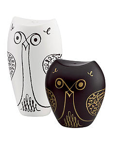 Kate Spade Woodland Park Owl Salt & Pepper Set