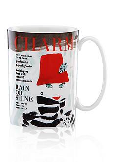 kate spade new york® Make Headlines Rain or Shine Mug