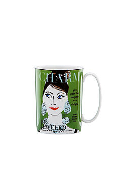 Kate Spade Make Headlines Be Jeweled Mug