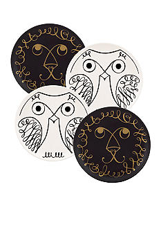 Kate Spade Woodland Park Set of 4 Coasters