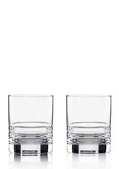 kate spade new york Set of 2 Percival Place Double Old Fashion