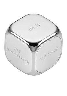 kate spade new york Silver Street Roll of the Die Decision Maker