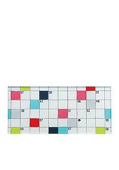 kate spade new york Say The Word Rectangular Dish Crossword