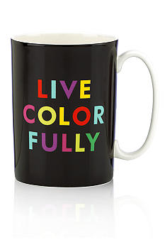Kate Spade Live Colorfully Mug