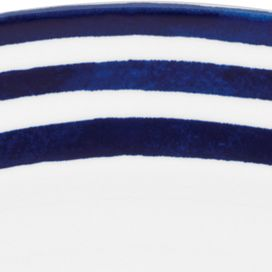 Casual Dinnerware Collection: Blue kate spade new york Charlotte Street 9-in. Square Baker