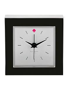kate spade new york Cross Pointe Clock - Black