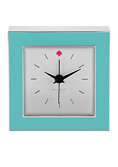kate spade new york Cross Pointe Clock - Turquoise