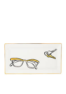 kate spade new york Daisy Place Novelty Tray