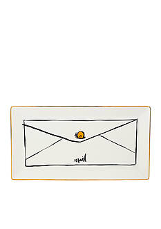 kate spade new york Daisy Place Large Snail Mail Tray
