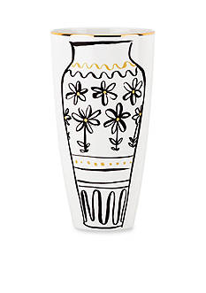 kate spade new york Daisy Place Chinoiserie Vase 9-in.