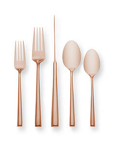kate spade new york Malmo Rose Gold 5-Piece Place Setting