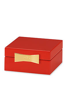 kate spade new york Red Square Jewelry Box