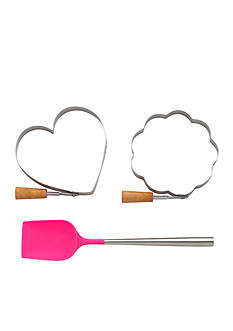 kate spade new york all in good taste 3-Piece Pancake Gift Set