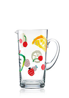 kate spade new york all in good taste Pretty Pantry 64-oz. Pitcher