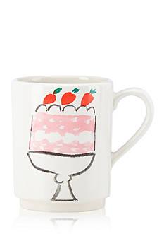 kate spade new york all in good taste Pretty Pantry Cake Mug