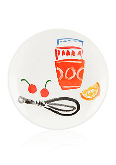 kate spade new york all in good taste Pretty Pantry Coupe Bowls Accent Plate