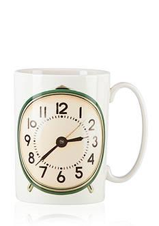 kate spade new york Tick-Tock Alarm Clock Mug