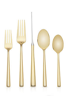 kate spade new york Malmo Gold 5-Piece Place Setting