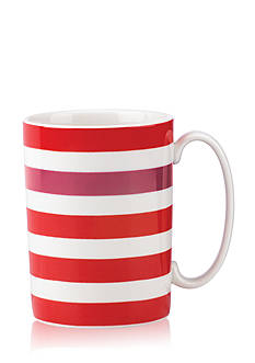 kate spade new york Belk Exclusive Morning Mantras Red Mug