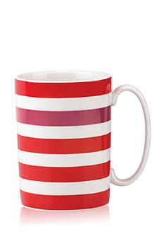 kate spade new york Belk Exclusive Morning Mantras Red Mug