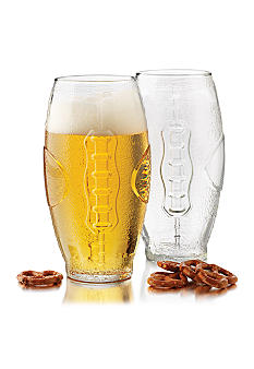 Libbey Football Tumbler 4 Piece Set - Online Only