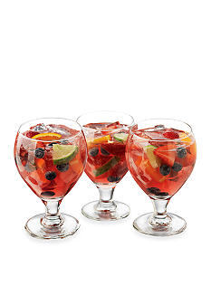 Libbey Cool Cocktails Sassy Samba Set of 6 Glasses
