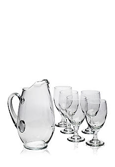 Libbey Carolina 7 pc. Drinkware Set