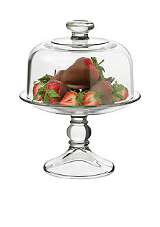 Libbey Selene 2-Piece Footed Dessert Dome
