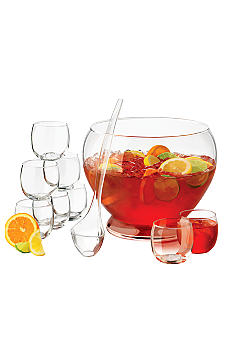 Libbey 10 Piece Punch Set