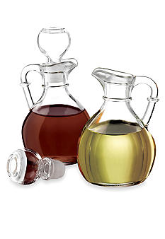 Libbey Oil and Vinegar 4-piece Set - Online Only