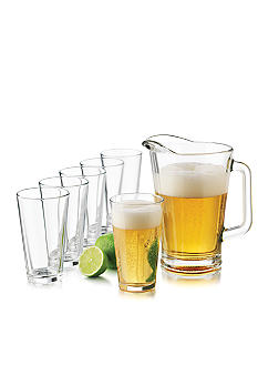 Libbey 7 Piece Pub Set