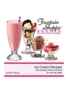 Libbey Fountain Shoppe Recipe Book