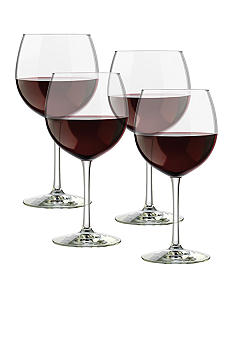 Libbey Merlot Glass 4 Piece Set - Online Only