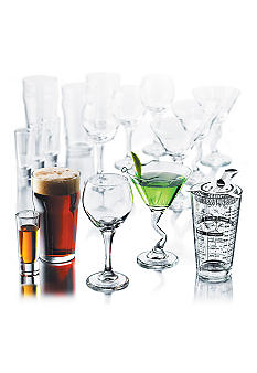 Libbey 18 Piece Entertainment Set - Online Only