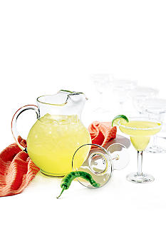 Libbey Cancun Margarita 7 pc. Set