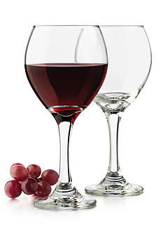 Classic Set of 4 Red Wine Glasses
