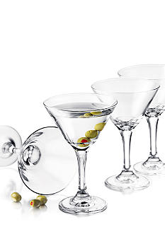 Libbey 4 Piece Martini Glass Set - Online Only