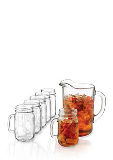 Libbey Sweet Tea 7-Piece Glassware Set