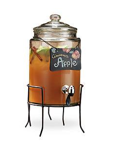 Home Essentials Chalkboard Beverage Dispenser