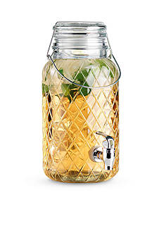 Home Essentials Diamond 1 Gallon Beverage Dispenser