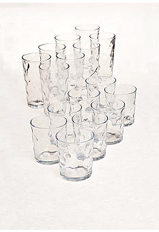 Home Accents Eclipse 16-piece Drinkware Set