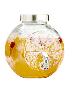 Home Essentials Citrus Slice Beverage Dispenser