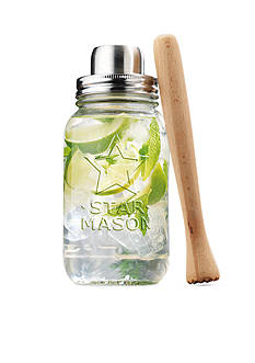 Home Essentials Star Mason Cocktail Shaker