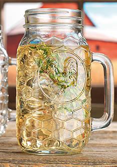 Home Essentials Country Chic 22-oz. Mugs, Set of 2