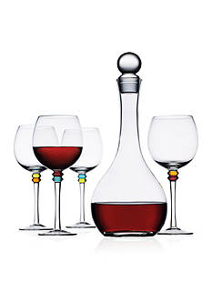 Home Essentials 5-Piece Jewel Wine Set