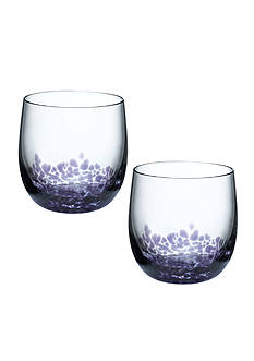 Denby Amethyst Set of 2 Small Tumblers