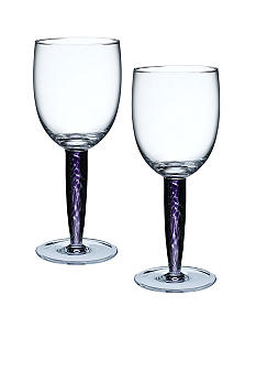 Denby Amethyst Set of 2 Red Wines