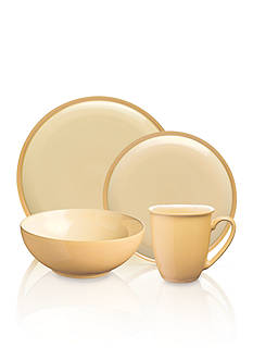Denby Dine Barley 4-Piece Place Setting - Online Only
