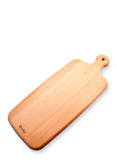 Denby Heritage Rectangular Wooden Chop & Serve Board - Online Only