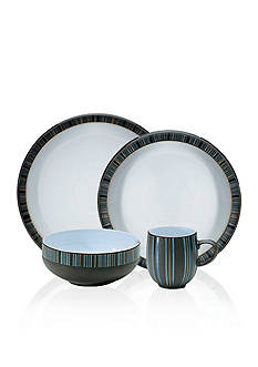 Denby Jet Stripe 4-Piece Set